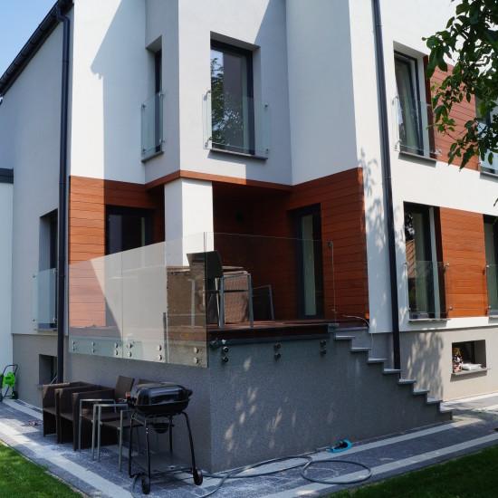 Przebudowa domu Siedlce